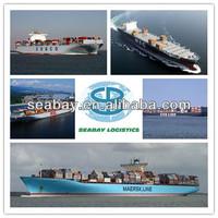 Sea Freight China to Charleston, South Carolina