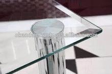 6 mm Edged Glass