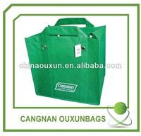 printed disposable nonwoven cloth bag