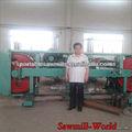 Mj2500 automáticamente de gran tamaño banda de madera de la máquina aserradero/banda horizontal sierra multi función de máquina de la carpintería