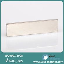 Sintered neodymium rare earth magnetic strip