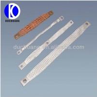 Copper Strand Wire Braid Flexible Connector