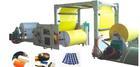 hot melt leather / fabric / foam / thermal spray coating and laminating machine