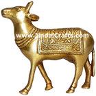 Cow Animal Metal Art India Home Decoration Handircrafts
