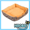 Leopard Grain Soft And Comfortable Designer Dog Large Pet Products
