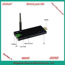 New Coming Android 4.2 TV Stick CX919 WIFI Quad Core HDMI 1080P Bluetooth 8GB Mini PC & TV Dongle