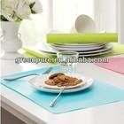 EVA eco-friendly dinning table mat,anti-slip mat shelf liner drawer liner,anti-slip mat