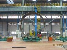 steel pipe welding column boom