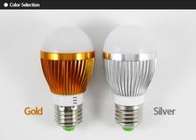 Shenzhen supplier high qualtity high lumen 330lm hue e17 led bulb 3w