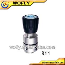 single stage propane gas pressure regulator