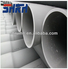 SHRH large diameter pvc pipe for WATER SUPPLY