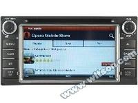 WITSON car audio DVD navigation system TOYOTA AVANZA