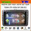 2 din touch screen gps bluetooth tv usb can bus android 4.1 8 inch car dvd vw t5