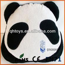 Panda plush toy pillow , panda cushion