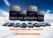 Autotive Refinish Acrylic, NC Metallic Paint auto repair
