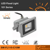 2 years warranty ce rohs led rechargeable floodlight 10w