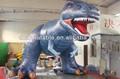 Inflables del tiburón/de dibujos animados inflables tiburón c-09