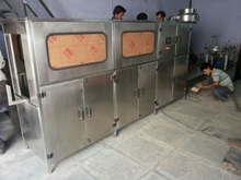 20 Ltr JAR Washing & Filling Machine