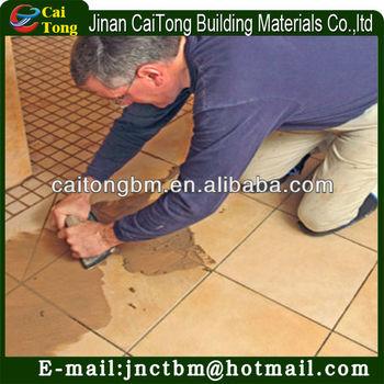 Mildewproof waterproof color tile sealant