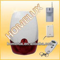 wireless siren and speaker