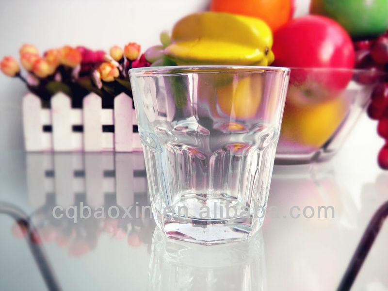 Venda fabricante baratos mini limpar vodka / whisky copo de vidro ...
