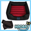 Foldable Red And Black Two Colors Together Designer Dog Large Pet Products Beds
