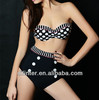 newest fashion design sexy tight womens swimwear