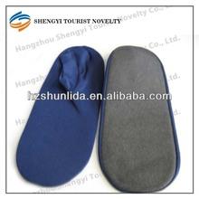 Embroidery floor anti-slip women slipper socks