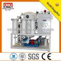 Serie zl alta- eficiencia de aislamiento de aceite vacío de la máquina separadora