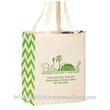 canvas shopping bag/cotton tote bag