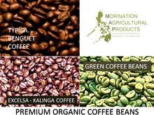 Premium Organic Coffee Beans- Typica, Benguet coffee