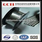 Ti Ni alloy cold processing implant titanium wire