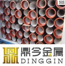 ISO2531 water supply zinc coating black bitumen paint k9 ductile iron pipe