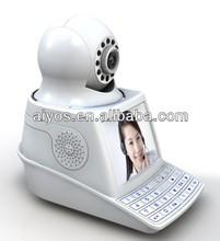 Free Video Call 3G Network Wifi Digital Camera IP P2P IR Wireless Camera