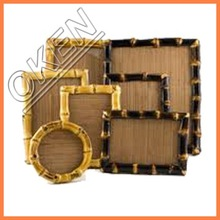 The New Style and High Quality Bamboo Pictures Frame