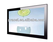 large size 18.5'' digital video frame blue film china/music photo free download by usb
