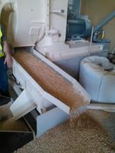 Pine wood sawdust pellets