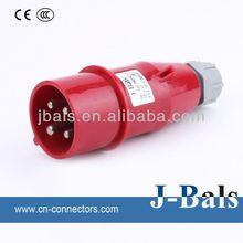 400V 7-pin plug&socket
