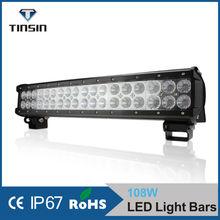 NEW!!! 108W high power off road/ led bull bar light,12v led light for trucks,atvs,suv,4x4