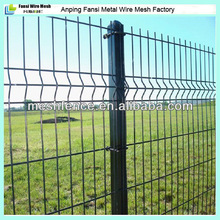 Hot dipped galvanized hog wire fencing panels