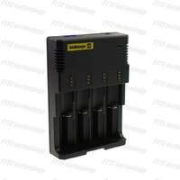 Sysmax Intellicharger nitecore i4 li-ion battery charger