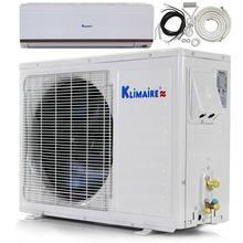 Ductless Mini Split Air Conditioner Heat Pump 18,000 BTU 1.5 Ton AC 13 SEER Unit