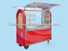 New style electric mobile dining car