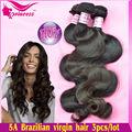 Natural cor original relaxado 5a 100% rabo virgem extensão do cabelo para mulheres negras