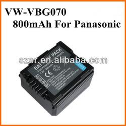For Panasonic 18650 li-ion best price rechargeable batteries VW-VBG070