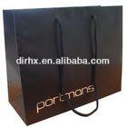 newest design paper handbag & paper carrier bag & paper bags machines cost