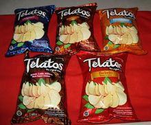 TELATOS CASSAVA CHIP