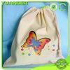 Promotional cheap hot mini organic muslin bags