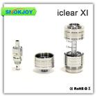 2014 High Quality And Original Innokin iClear X.I Pyrex Glass Cartomizer iclear x i e cig innokin x.i BDC