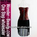 sedutor cobra impressão vestido de couro